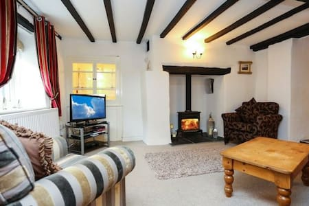 BRAUNTON APRIL COTTAGE | 3 Bedrooms - Braunton