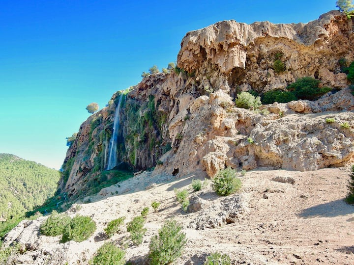 Gite Eco-touristique Hayat ,zaouia d ifrane