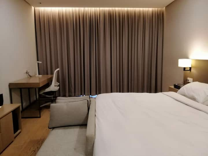 Charming Private Studio Close to the KLCC