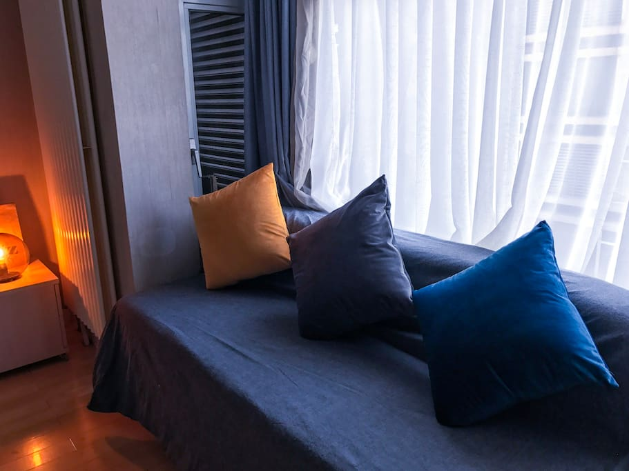 飘窗沙发|Bay window
