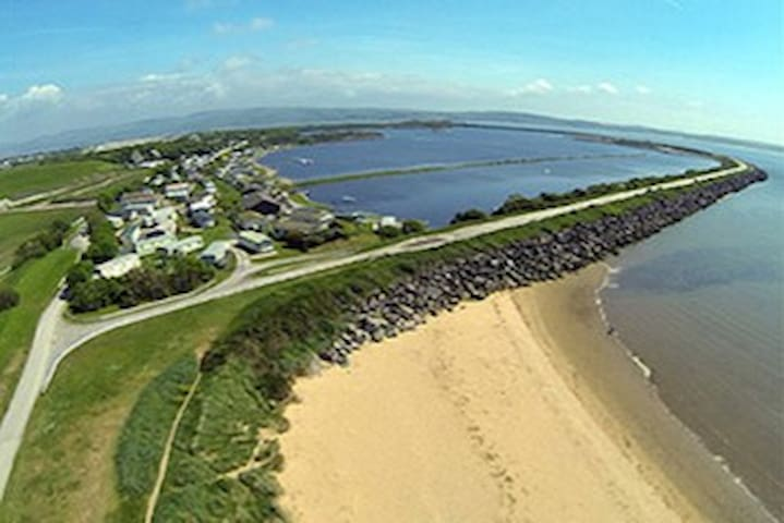 Port haverigg Holiday Village .