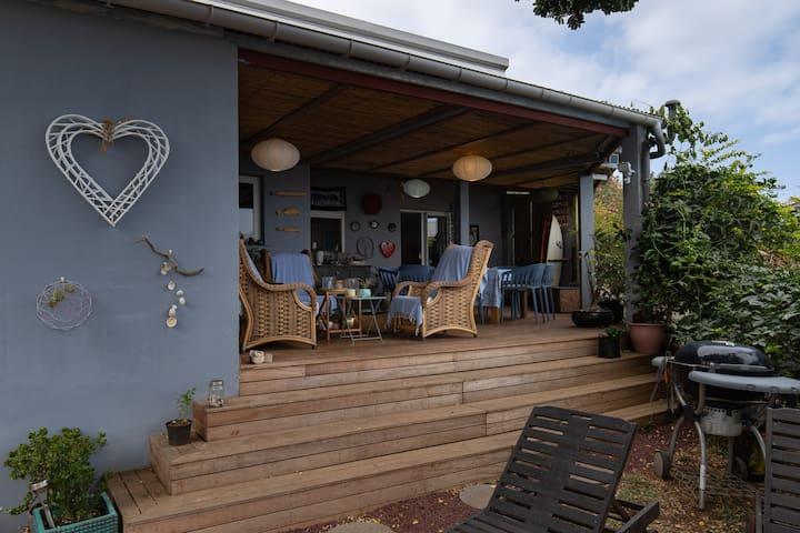 Villa familiale - 3 chambres