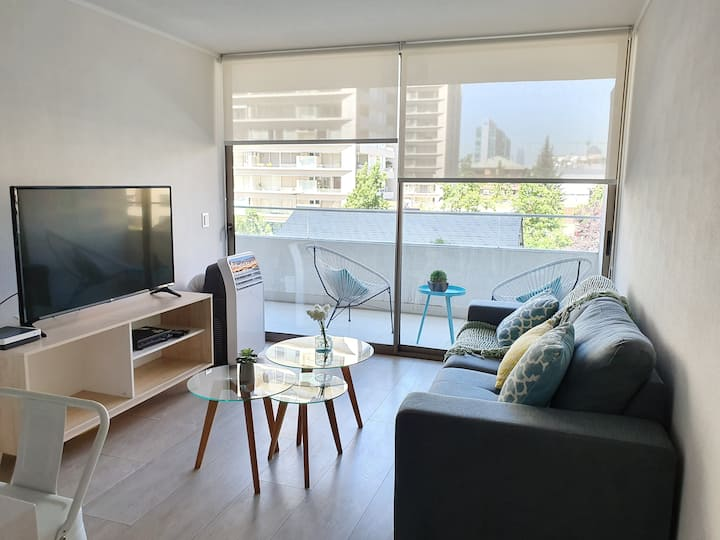 Luxury Aparment  close to Marriot,  Parque Arauco