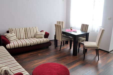 Cozy apt in the heart of Burgas - Burgas - Квартира