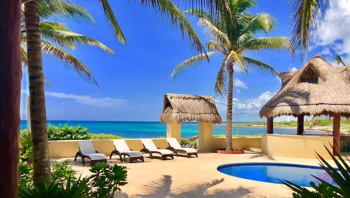 401 - Few feet from the Caribbean, pool, Jacuzzi