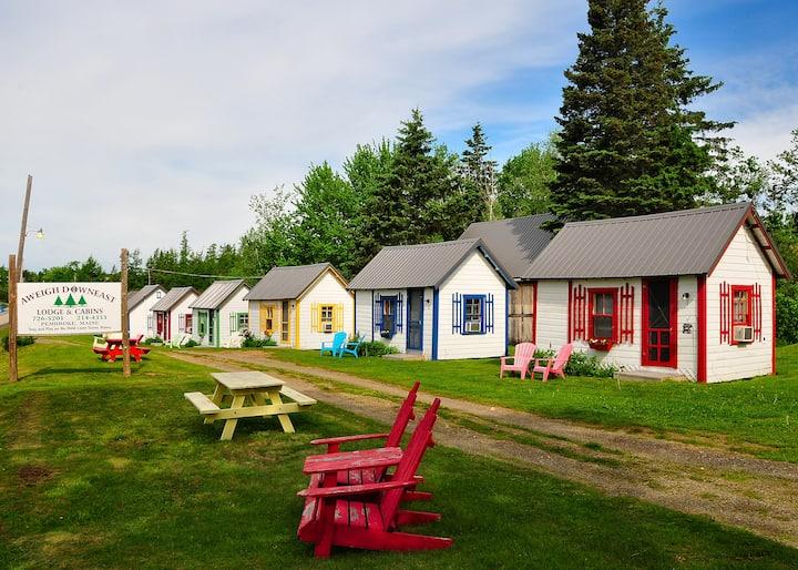 cute overnight cabins