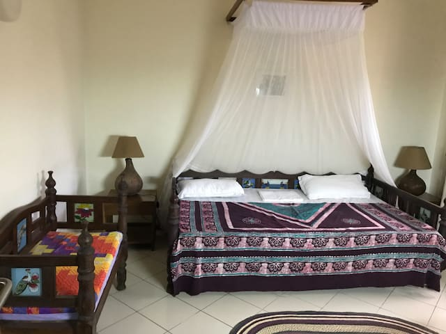 Single bedroom in a spacious house