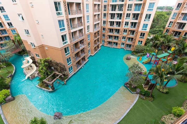 Atlantis Condo-Resort by Narin!