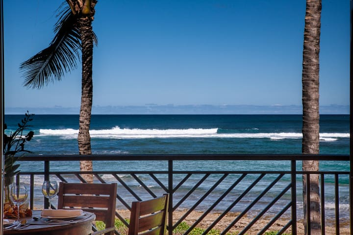 Villa 217 Second Floor Studio Direct Ocean Views!