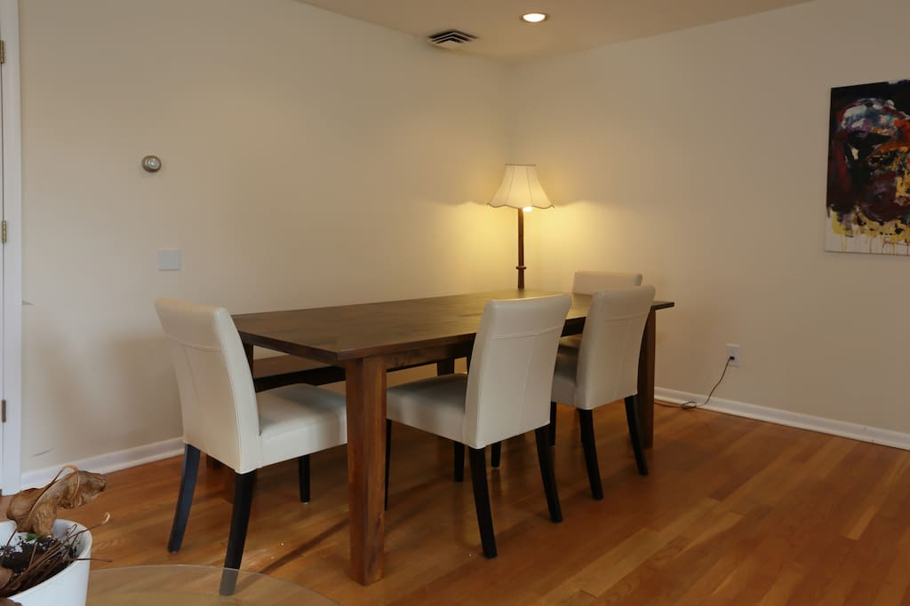 Common Area (Dining Table in Living Room)