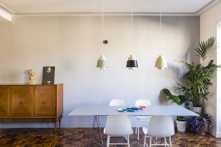 Casa Pinnie. Big room @San Salvario