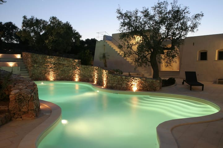 Tia Trullo - Tia Pool - Alliste - Villa