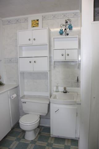 New Bathroom!