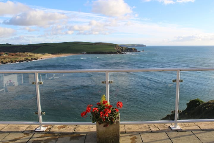 Picturesque 3-Bedroom Apartment - Bigbury-on-Sea - Apartment