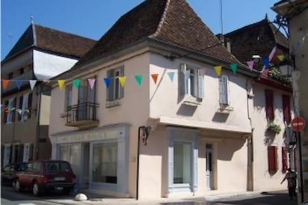 2 bedroom town house to rent - Salies-de-Béarn - 連棟住宅