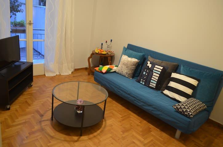 appartement de 57 m2 - ισόγειο δυάρι Άγιος Παύλος