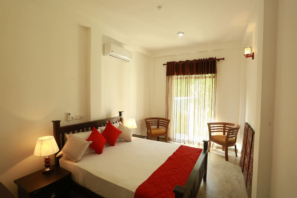 Air Conditioned Luxury Room