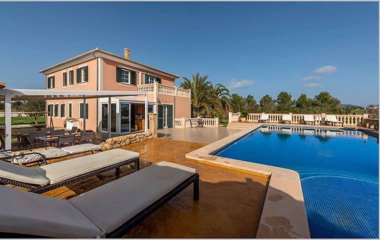 Villa Antelo. Un lugar idóneo para desconectar