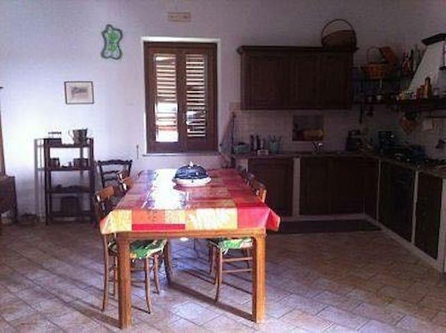 Villa Garzia (fine '600) - Mercato - Casa de campo