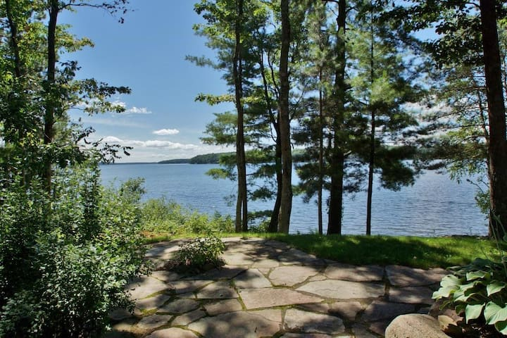 Amazing Lake Front Views On Lac Courts Oreilles