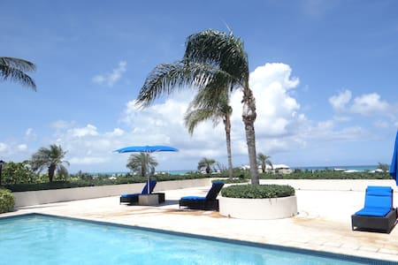 Escape the cold  come to Turks and Caicos