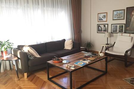 Cozy Apartment Near Bağdat Street and Seaside - Kadıköy - Haus