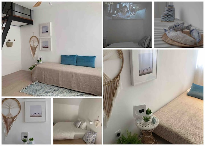 JsHome 2, LOFT located in the heart of KUAH Town.