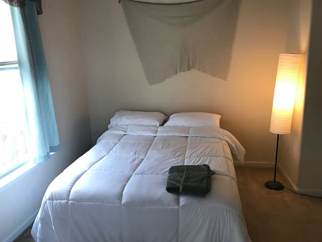 Spacious Room Downtown Norfolk! - Norfolk - บ้าน