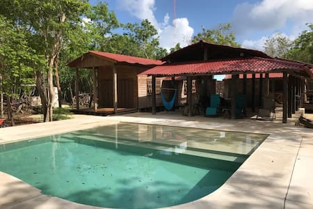 Private Nature Getaway in the Cozumel Jungle