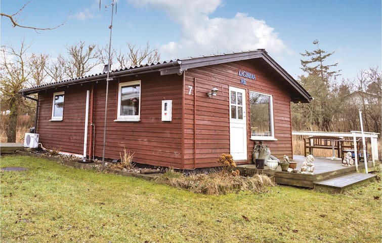 Holiday cottage with 2 bedrooms on 41m² in Brenderup Fyn
