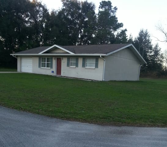 Private 2 BR/1 BA Near I-75 & SR 50