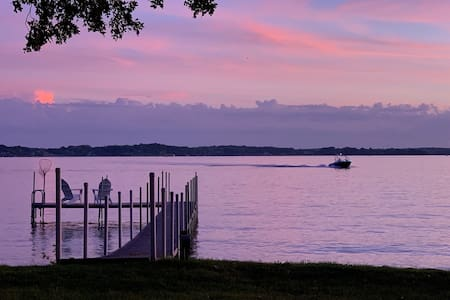 Sunset House, Lake Minnetonka