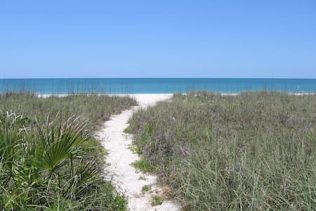 Beachside 2 Bedroom on Casey Key - Unit # 5 - Nokomis