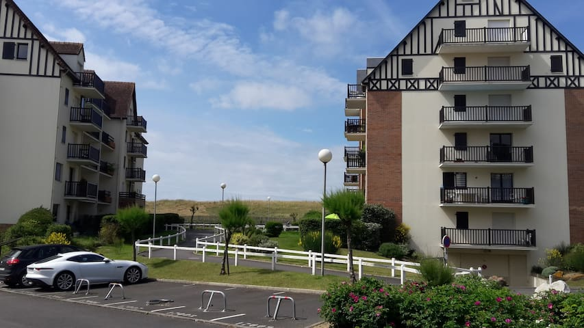 Accès direct à la plage à 200m/F2 - Cabourg - Appartement