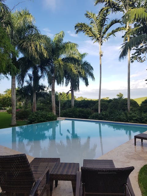 Luxury Loft with Dye Fore view at Casa de Campo