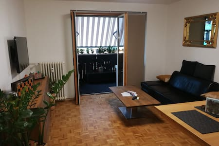 "Apartment near ""Messeplatz"" - Quiet area"