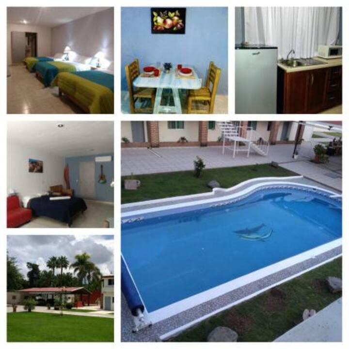 Apartamento 4 Loft Sur Puerto Interior - Aeropuert