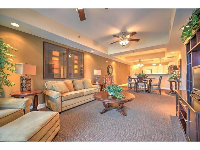 AWESOME 2BR/2BA RACEDAY CONDO AT BRISTOL SPEEDWAY