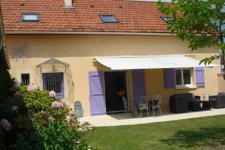 superbe maison + beau jardin  clos 5km montargis - Cepoy
