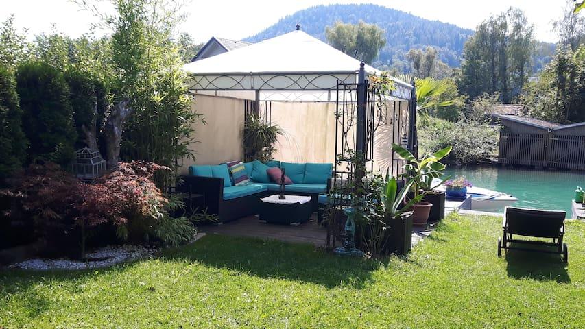Sommerhaus an der Sattnitz