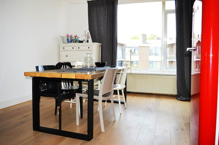 Private friendly apartment in Den Haag!