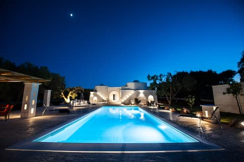 Trulli Moonlight