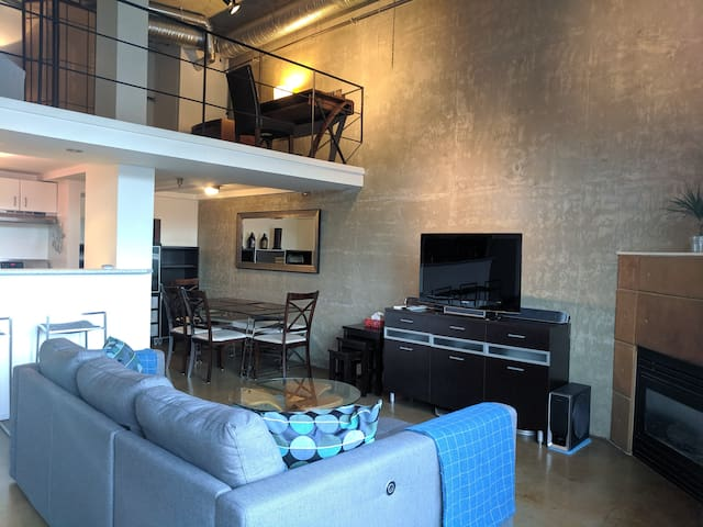 Loft in East Vancouver