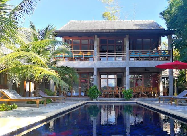 Ping Pool Villa 1, Riverfront Private Pool Villa