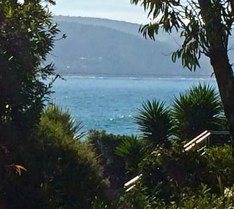 Lorne Swell View, Opposite Beach, Private Garden.