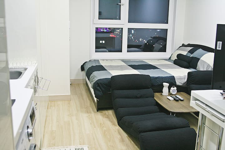 [Suwon]수원시청 신축 BrandNew APT in Suwon City Hall - Gwonseon-gu, Suwon - Apartament
