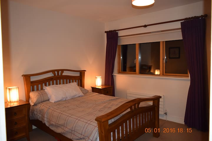 Luxury double bed private bathroom - Naas - Huis