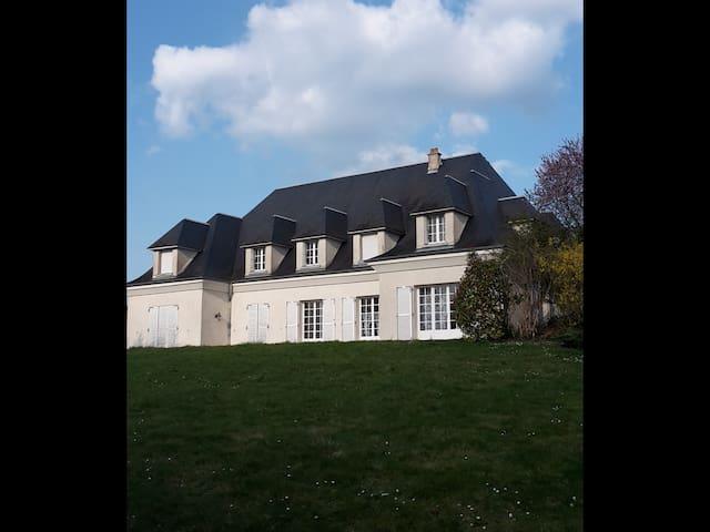 Chambre avec Vue sur Parc a 20min de Fontainebleau - Dordives - Rumah