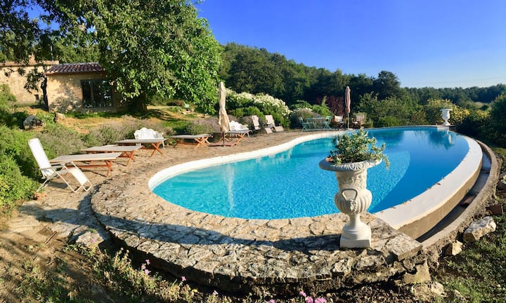"""""""I Caprioli"""" (in the heart of the Tuscany country)"""