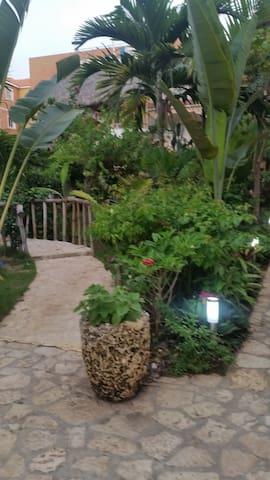 residence paradise hotel - Бока-Чика - Апартаменты
